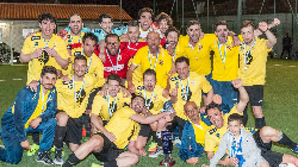 Futsal, campionato: Tre Fiori ancora campione.Futsal, campionato: Tre Fiori ancora campione