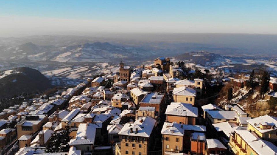 Neve a San Marino? Poche certezze per le prossime ore. Peggioramento da metà settimana