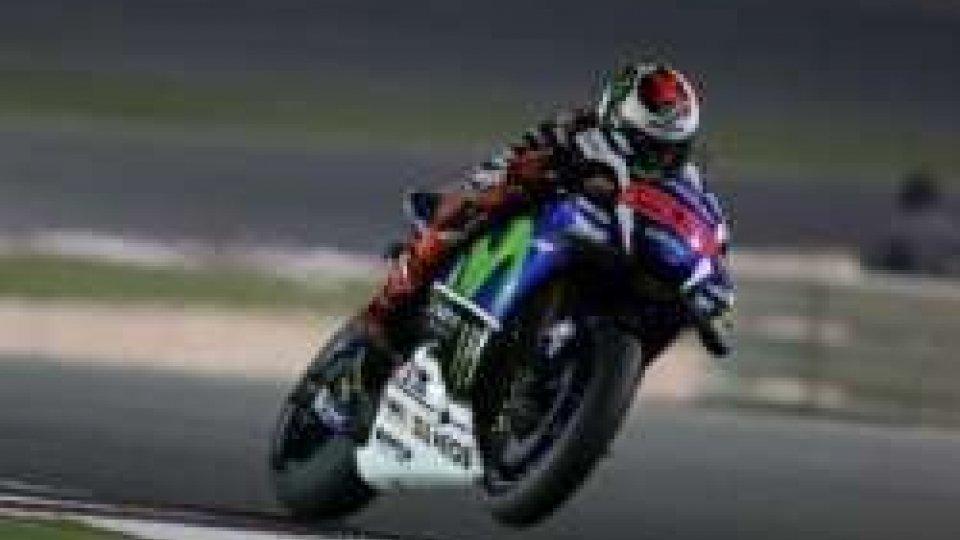 MotoGP: chiusi i test, record per Lorenzo