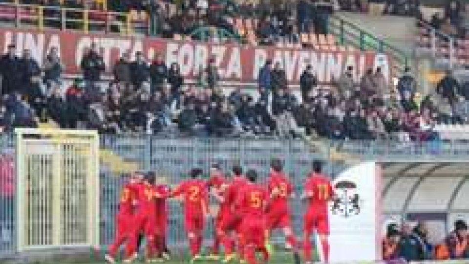 Ravenna-Sanmichelese Sassuolo 4-0Ravenna-Sanmichelese Sassuolo 4-0