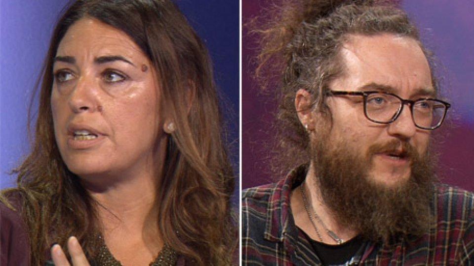 Denise Bronzetti e Gian Matteo Zeppa