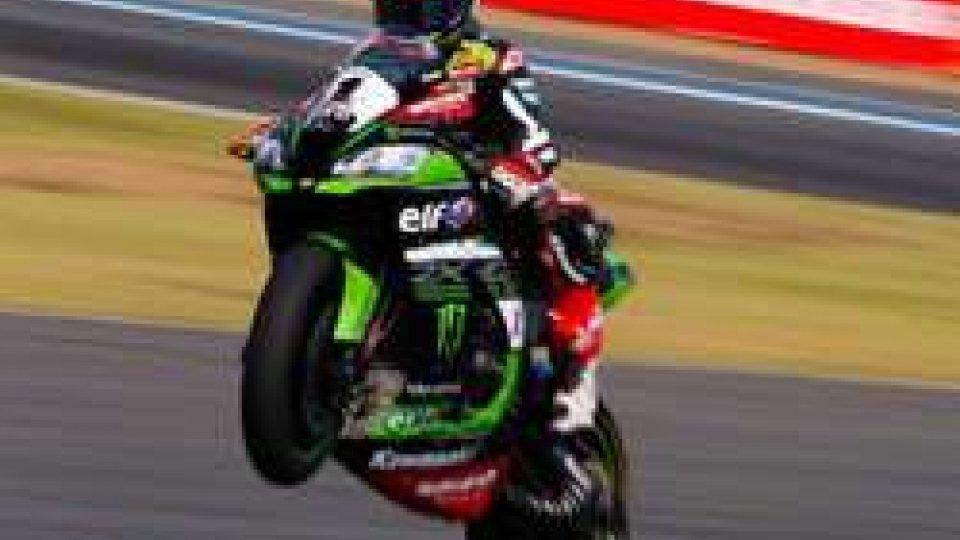 Superbike: in Thailandia Jonathan Rea si aggiudica gara 1