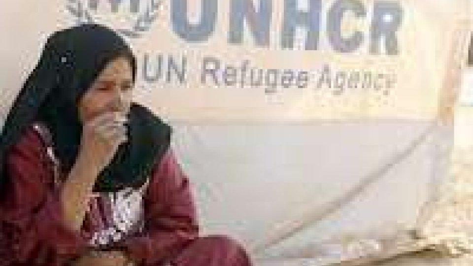 Siria: sono 1 milione i rifugiati