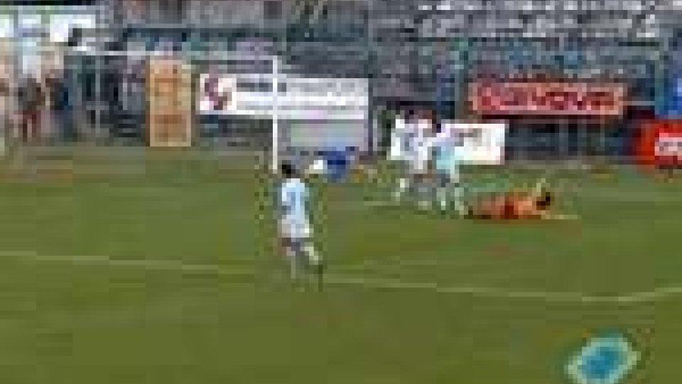 Giulianova-San Marino: 1-0