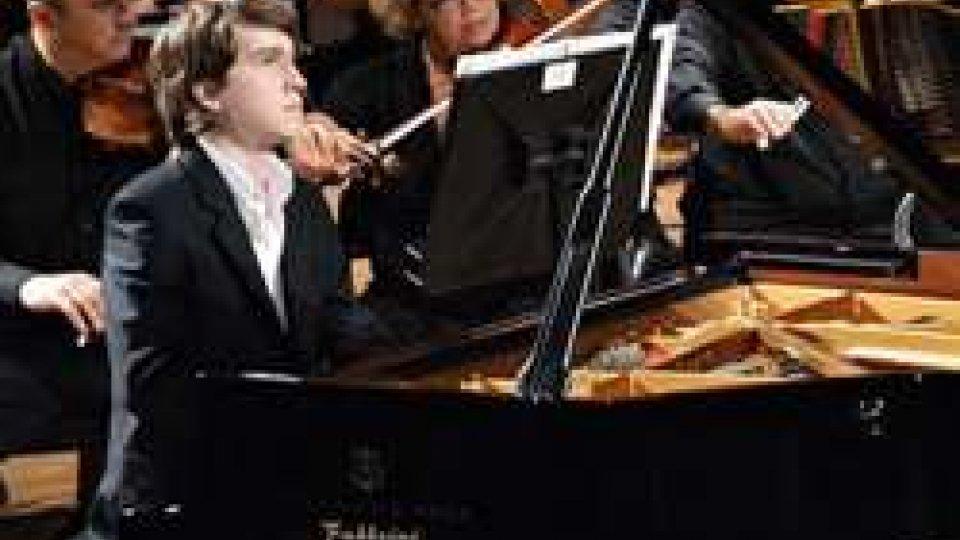 """Il Concerto di Alexei Melnikov apre la 7a edizione del """"Concorso Pianistico Internazionale Repubblica di San Marino"""""""