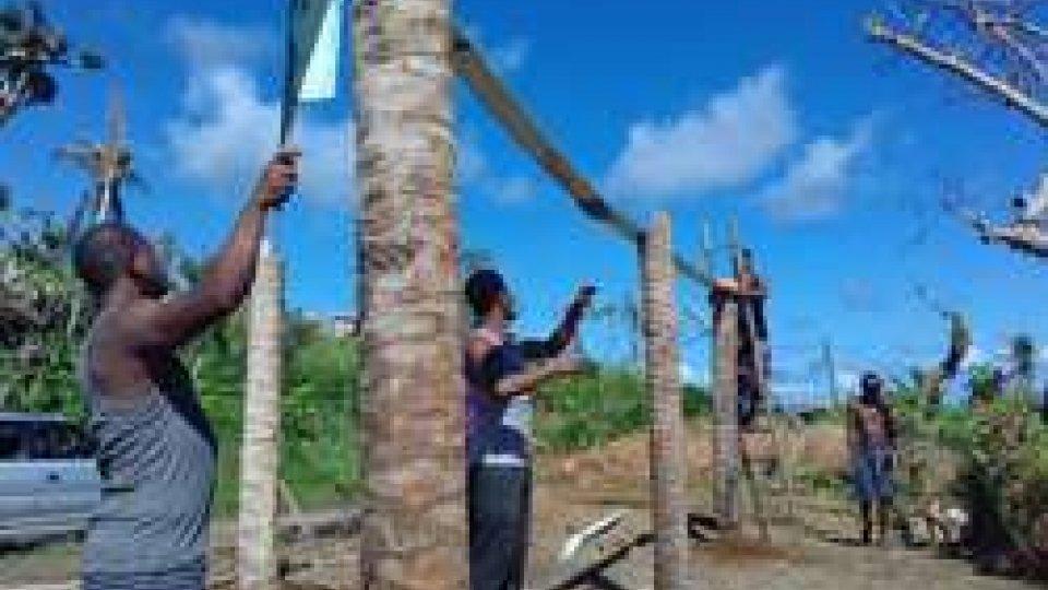 Baha'i International Community: dopo un devastante uragano, la comunità si unisce nella ricostruzione