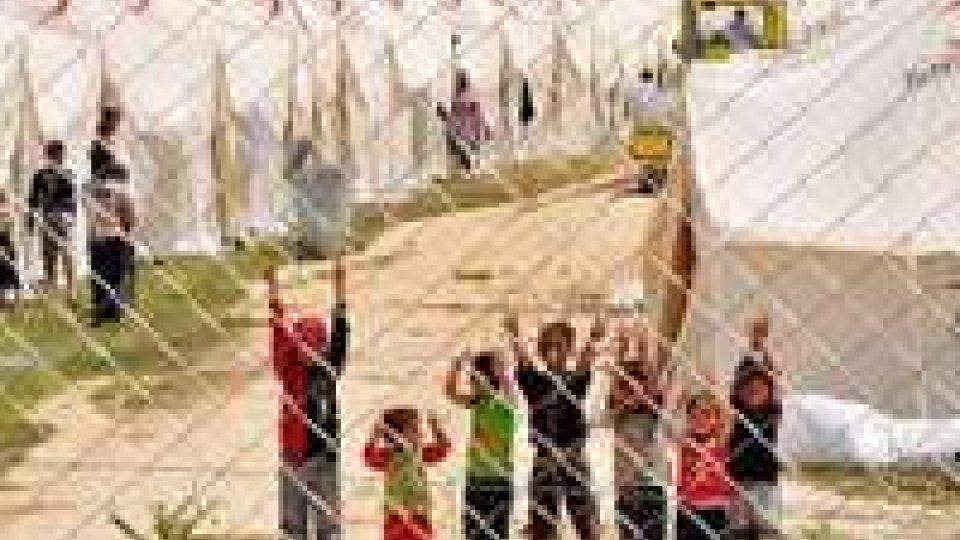 Siria: 5mila persone al giorno lasciano il paese