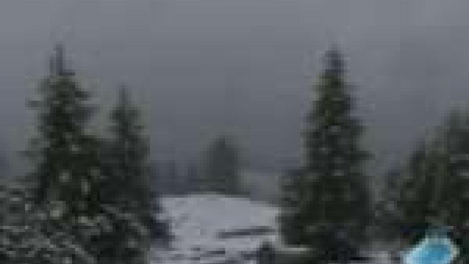 Inizio d'estate con neve in Alto AdigeInizio d'estate con neve in Alto Adige