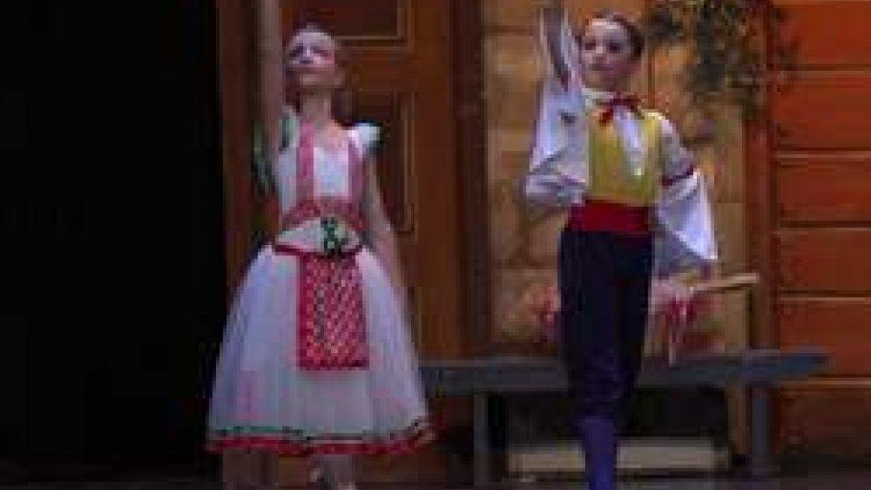 Il saggio di danza di San Marino Academy Ballet