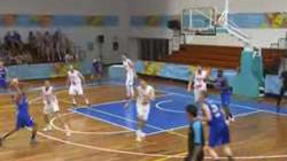 Basket: Montenegro-Lussemburgo 79-57