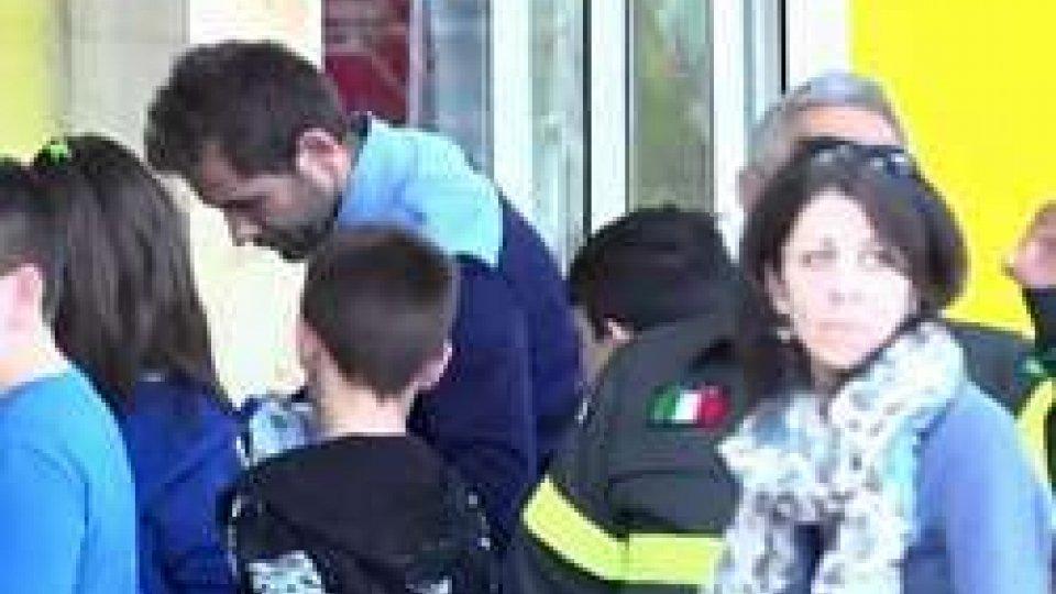 Lazio ad AmatriceLa Lazio ad Amatrice, il calcio è solidarietà