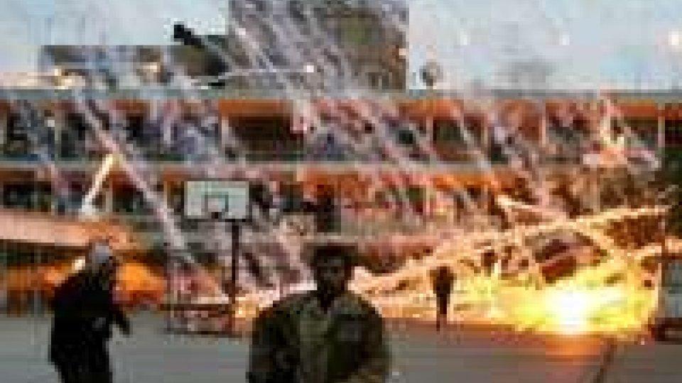 E' tregua tra Israele e Hamas