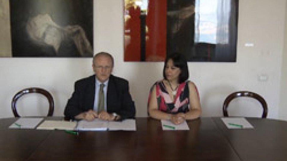 La presentazione del programmaMusica e cinema per un folto programma di appuntamenti culturali all'Ambasciata italiana a San Marino