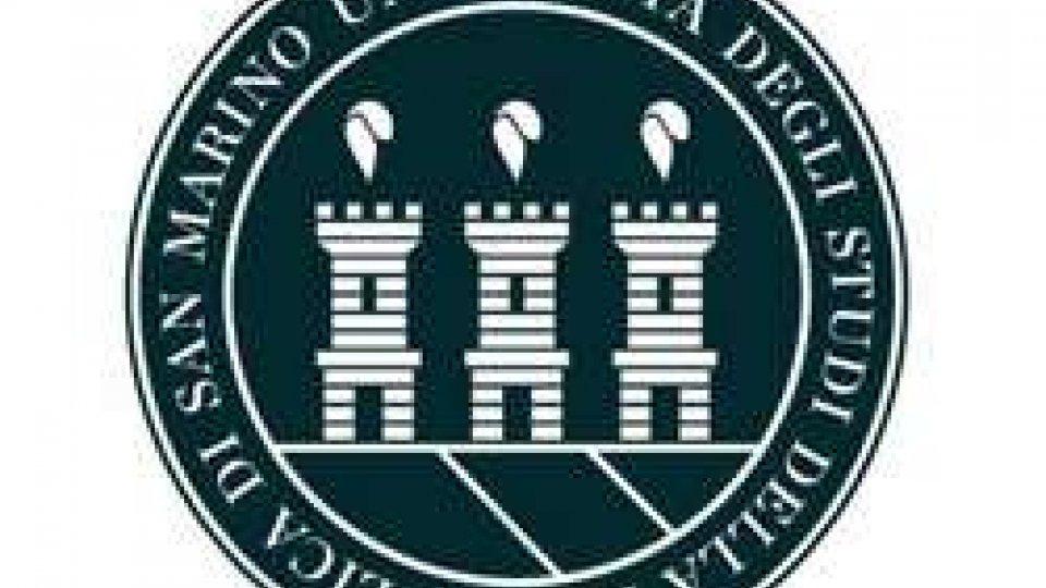 Novità all'Università di San Marino