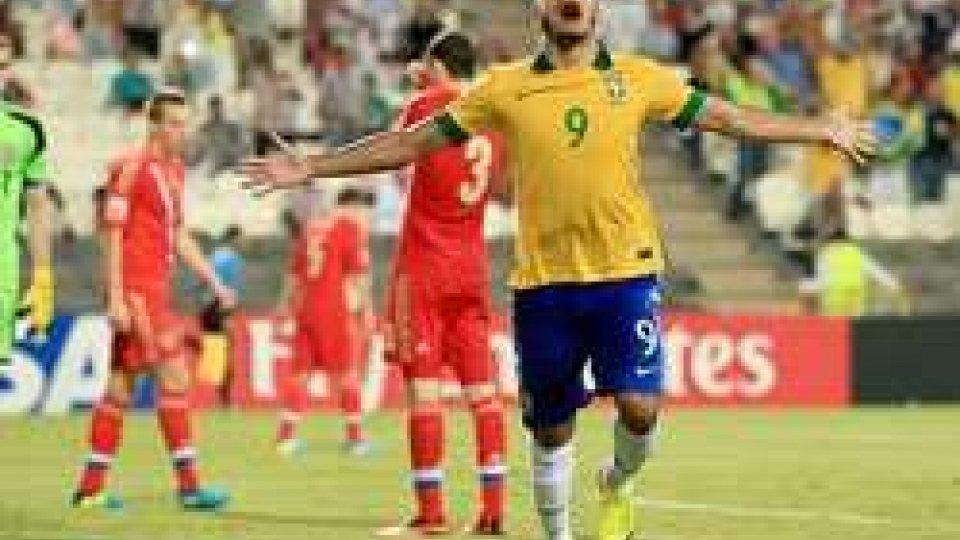 Fifa Under 17: bene il Brasile, Inghilterra fuori