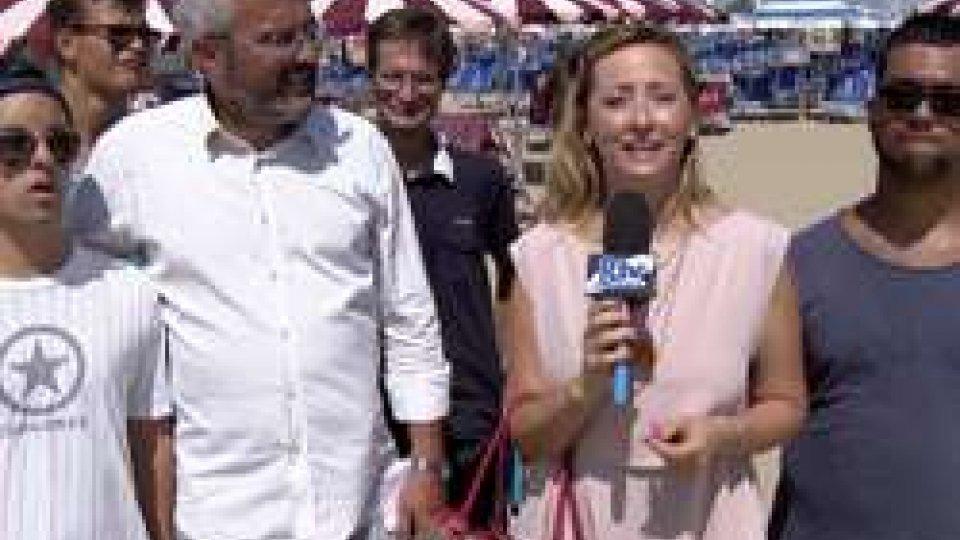 Sara Bucci, Stefano Vitali e i ragazzi di Tv TuttiTv Tutti, l'inclusione in tv (IL BACKSTAGE)