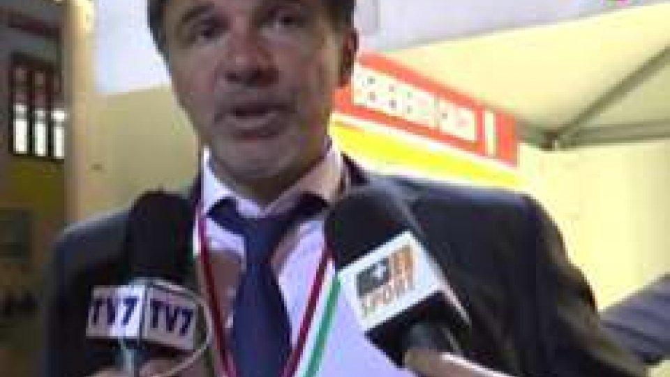 """Marco BaroniIl Benevento promosso in A, Baroni: """"L'abbiamo Meritato"""""""