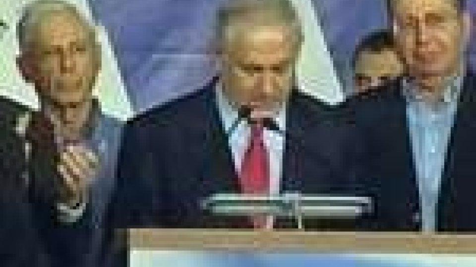 """Iran, Netanyahu: """"Le sanzioni non bastano a fermare progetti nucleari"""""""