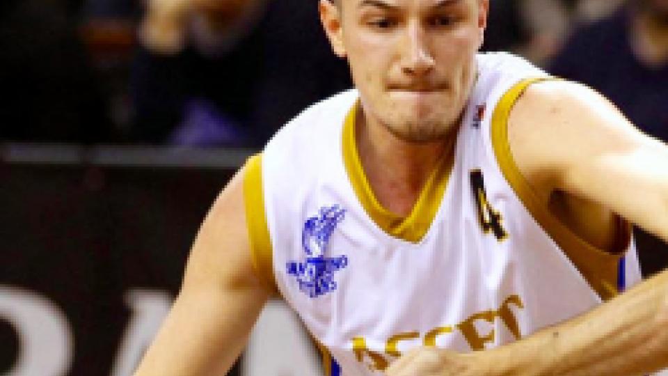 Giacomo Frigoli, 11 punti per lui.