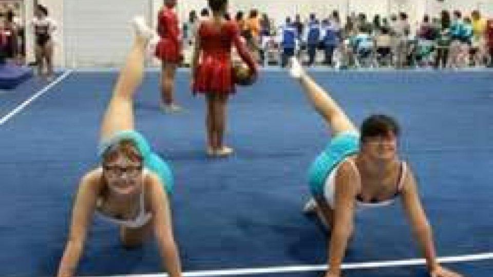 Special Olympics, è il turno delle ragazze della ginastica ritmicaSpecial Olympics, è il turno delle ragazze della ginnastica ritmica