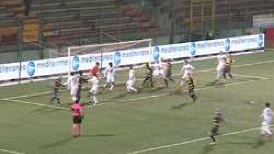 Teramo e Santarcangelo 0-0Serie C: Teramo e Santarcangelo termina 0-0