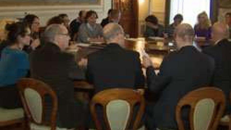 Funzionari Ue a San Marino