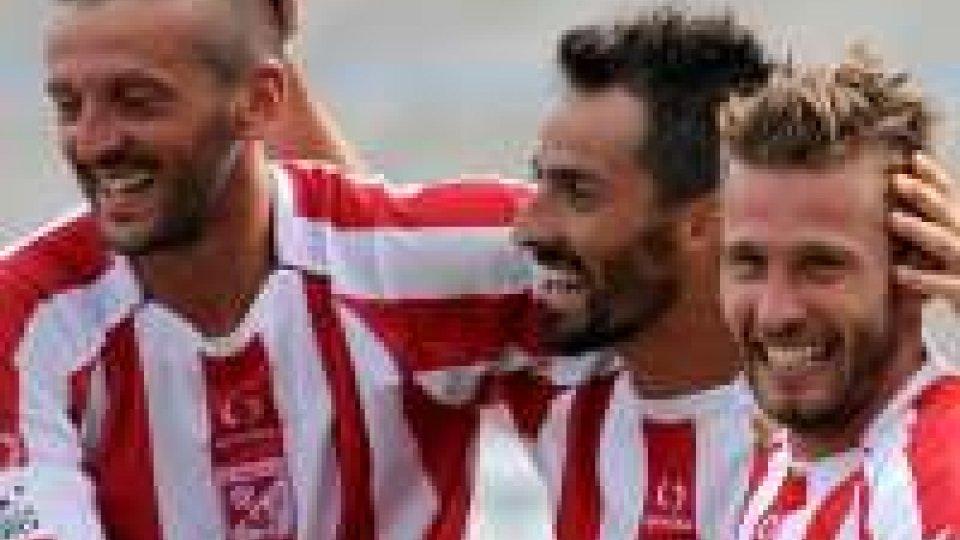 Torres-Forlì 2-3