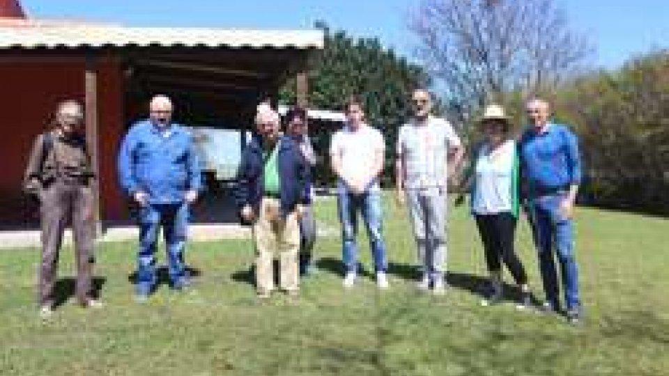 Dalla Galizia con finanza etica: la Comunità di Vallecchio ha ospitato una delegazione spagnola di soci di Banca Etica