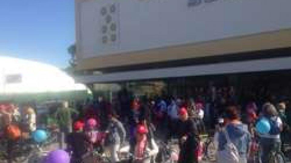 A Rimini la biciclettata del 25 aprile