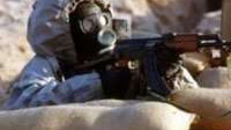 Usa avvertono Siria su uso armi chimiche