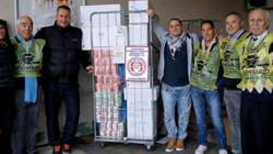 Il Movimento Sportivo ISS sostiene la Colletta Alimentare