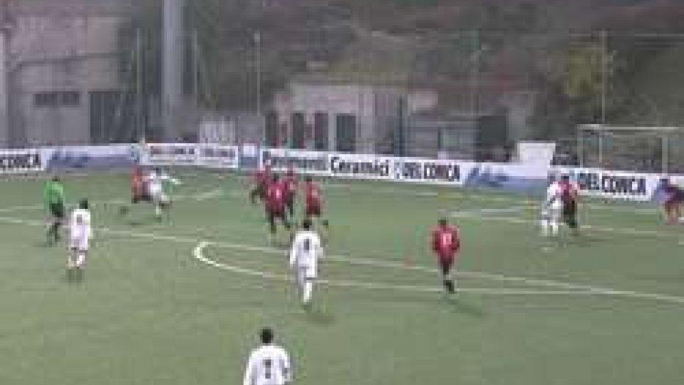 Campionato sammarineseCampionato: al giro di boa, Folgore in testa al girone, Fiorita e Virtus a braccetto