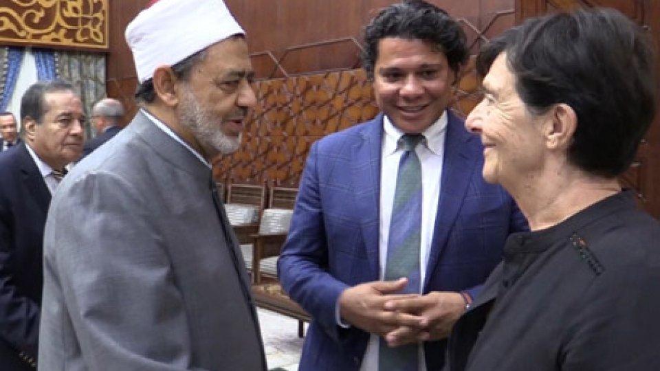 """l'incontro al CairoGiussani in """"un incontro"""" al Cairo: per #Meeting19"""