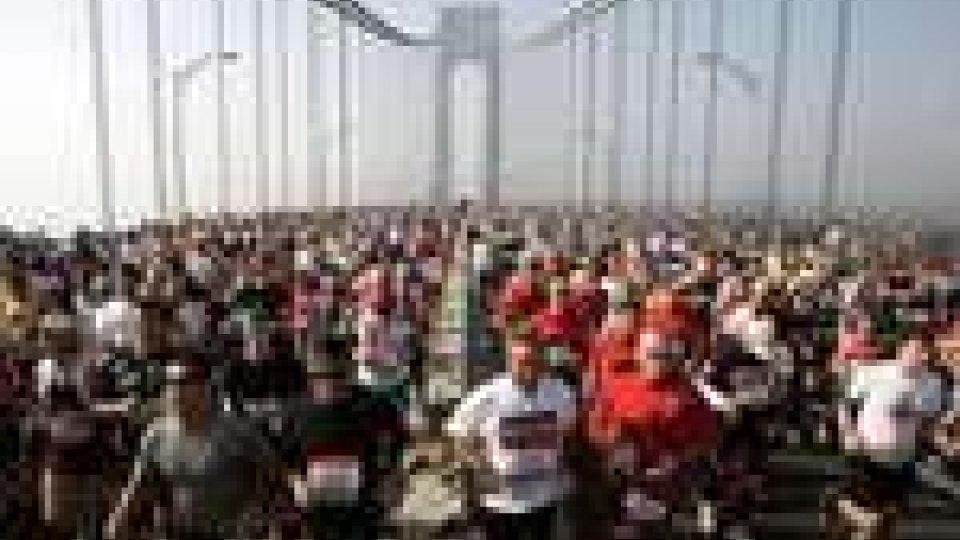 Aumenta il costo dell'iscrizione alla Maratona di New York