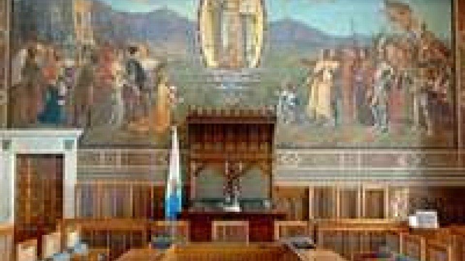 San Marino: si apre alle 13 la seduta del Consiglio con protagonista Carisp