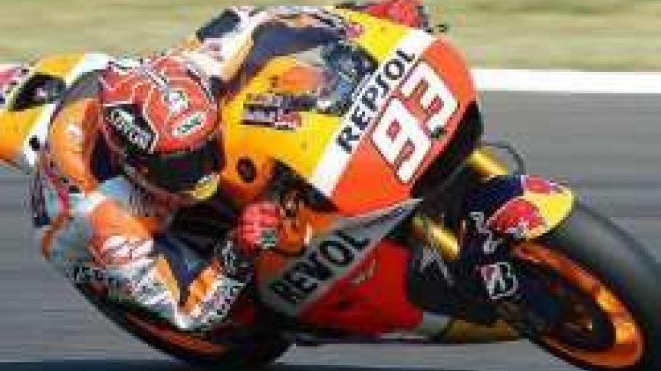 MotoGP: vince Marquez, Valentino allunga