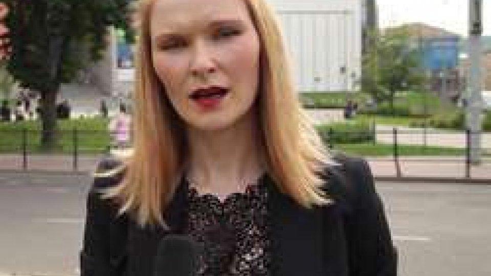 Victoria PolischukDi Ucraina si è parlato ad Amburgo ed a Minsk. La corrispondenza di Victoria Polischuk