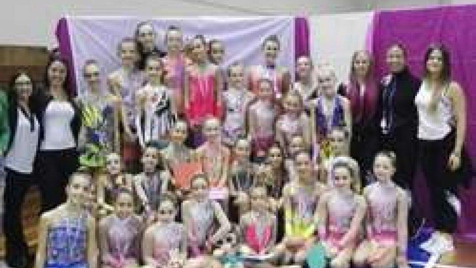 Mya Gym s'impone al campionato sammarinese