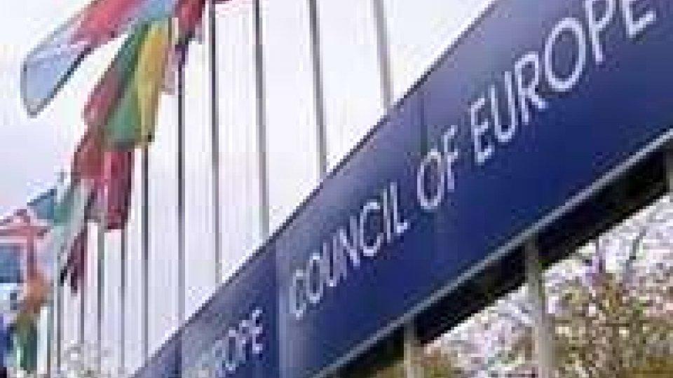La Delegazione sammarinese a Strasburgo per l'Assemblea Parlamentare del Consiglio d'Europa