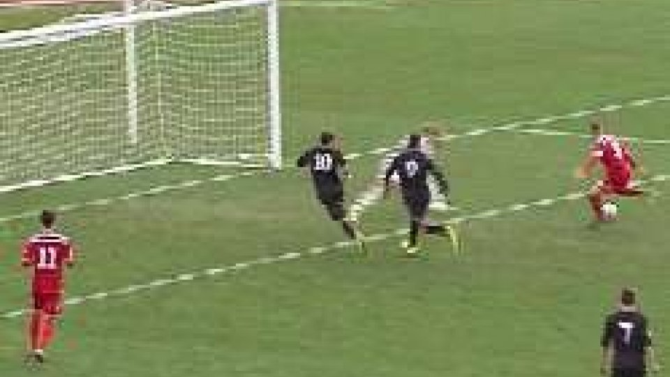 San Marino-Legnago 1-0San Marino-Legnago 1-0