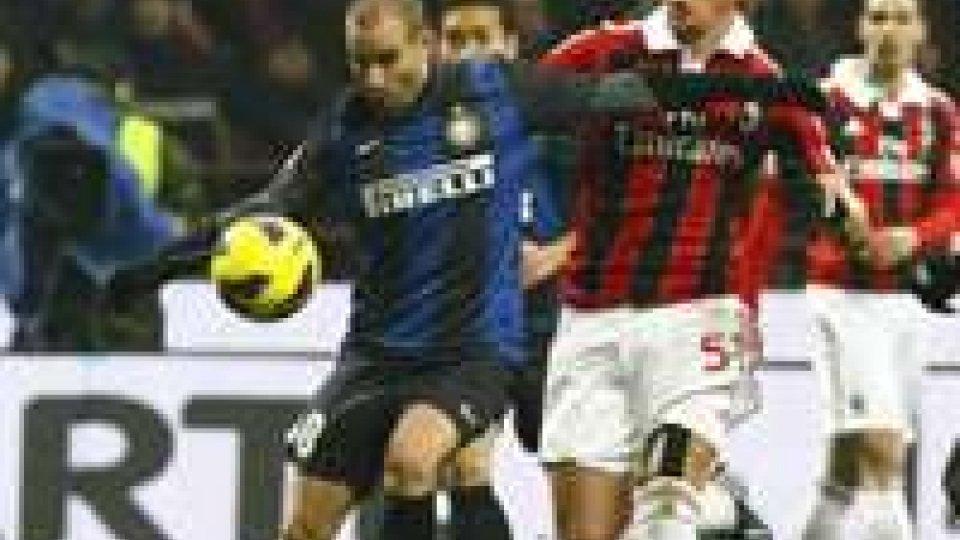 Serie A. Finisce 1-1 il derby di Milano