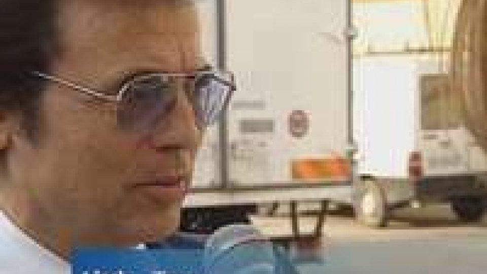 Little Tony visto dall'obiettivo di San Marino RTV