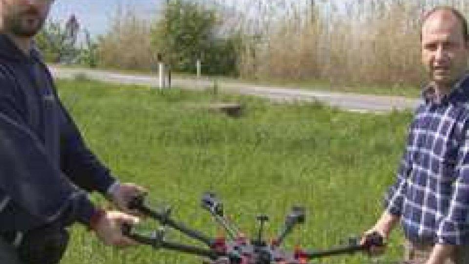 droni per agricolturaSan Marino: arriva l'agricoltura di precisione