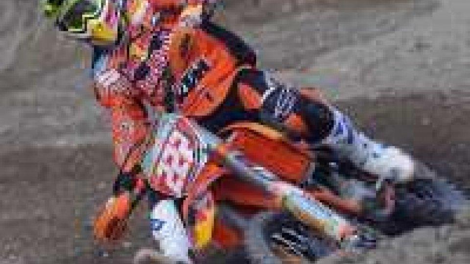 Mondiale Motocross: Cairoli subito protagonista