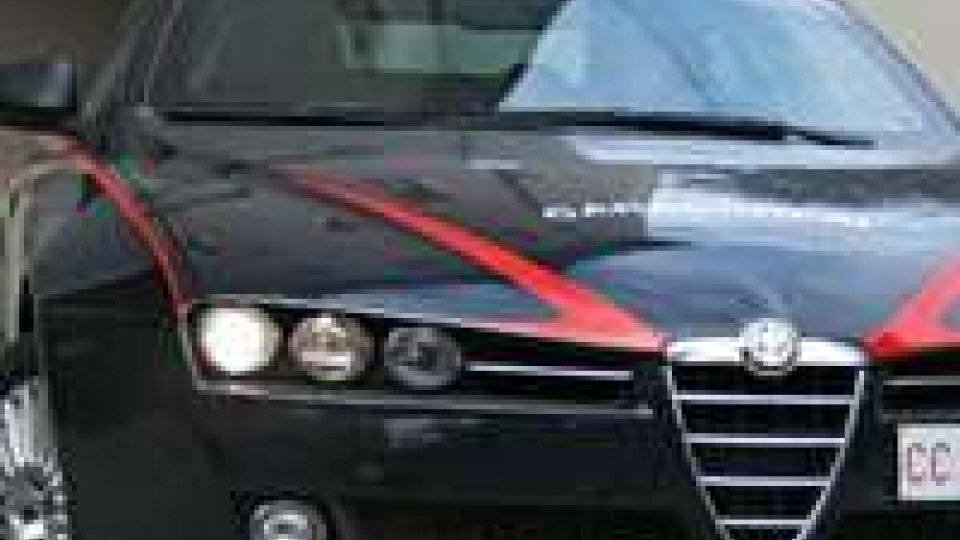Lite per un parcheggio: sammarinese ne esce col naso rotto