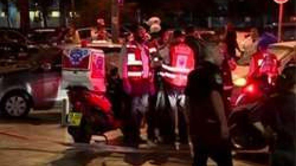 Tel AvivIsraele: cresce la tensione dopo l'attentato di Tel Aviv