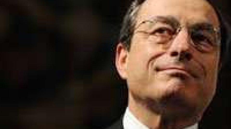 """Bassa inflazione, Draghi: la Banca centrale europea determinata a """"ulteriori misure non convenzionali"""""""