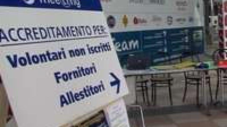 Al meeting di Rimini anche il TitanoAl meeting di Rimini anche il Titano