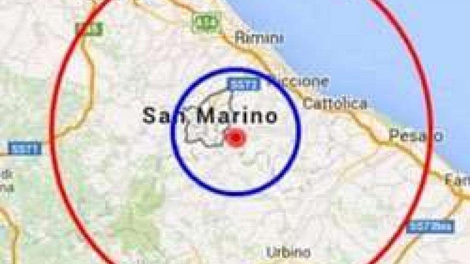 Terremoto: ieri sera la più forte di 10 lievi scosse in 36 ore