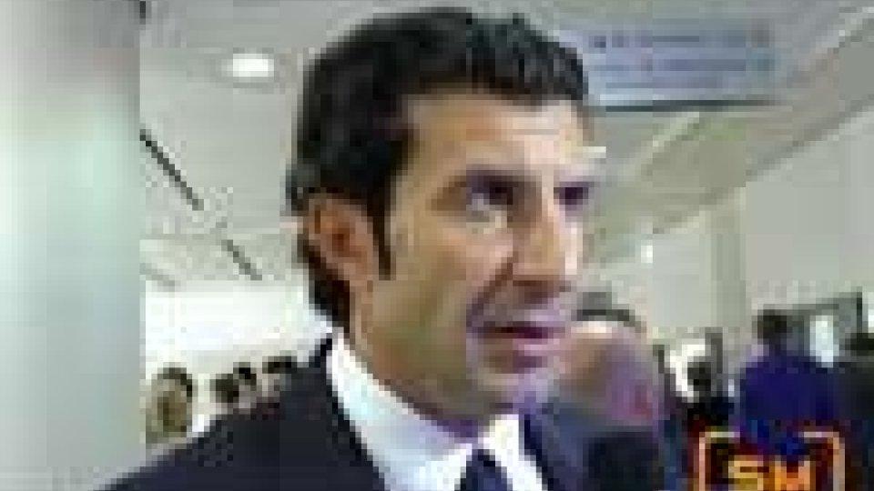 I commenti di Figo e Gandini ai sorteggi di Champions League